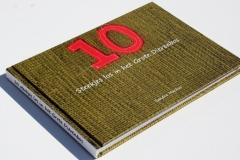 '10 steekjes los in het Grote Dierenbos', 2018, uitgave in eigen beheer (oplage eerste druk: 10), 92pp.